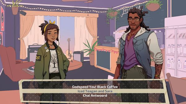 Dream Daddy: A Dad Dating Simulator汉化版截图2