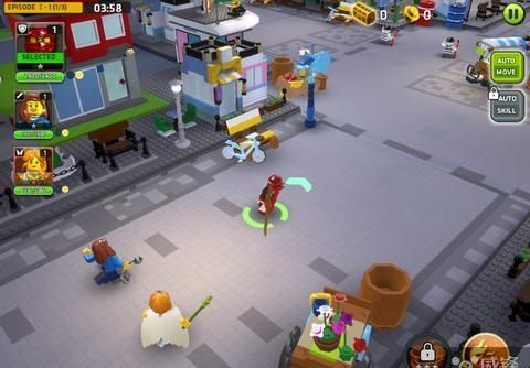 LEGO QUEST&COLLECT任务与搜集手游最新版截图4
