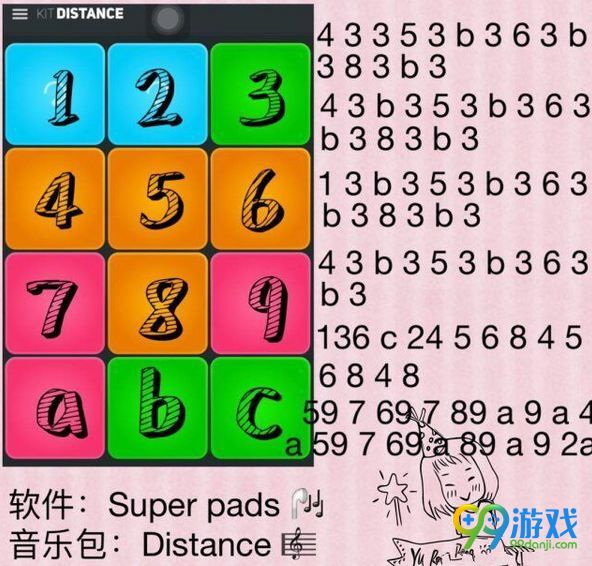 superpads we dont talk anymore怎么弹 superpads谱子