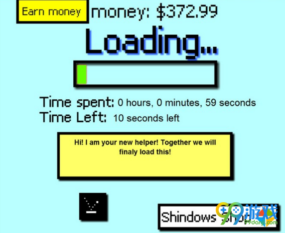 Loading Screen Simulator截图