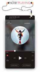 音乐播放器(Music Player)截图3