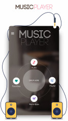 音乐播放器(Music Player)截图1