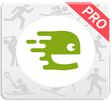 运动追踪器:Endomondo Sports Tracker PRO