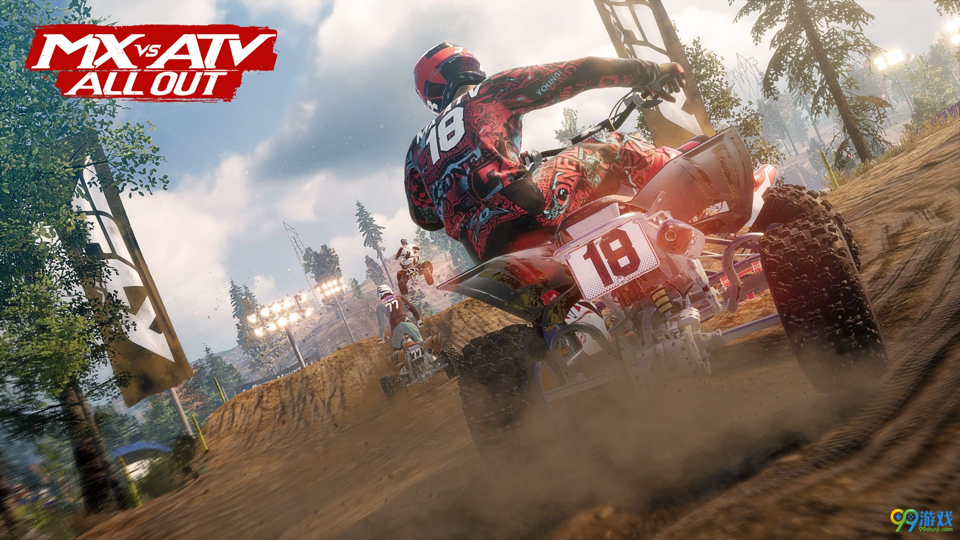 MX vs ATV All Out截图5